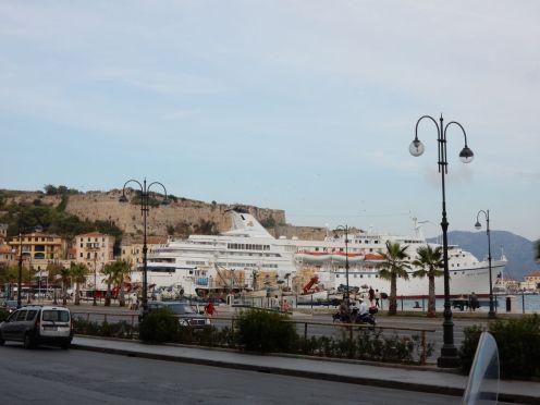 Sardinien - Hafen Olbia