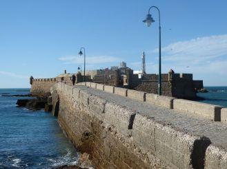 Cadiz - Festungsanlage