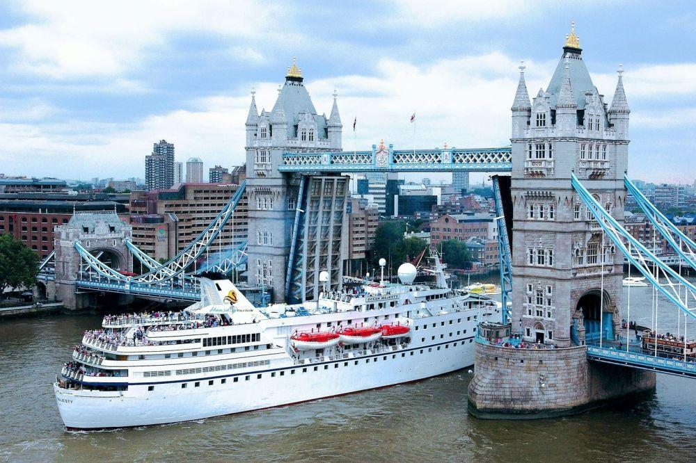 Schiffsbild Tower Bridge