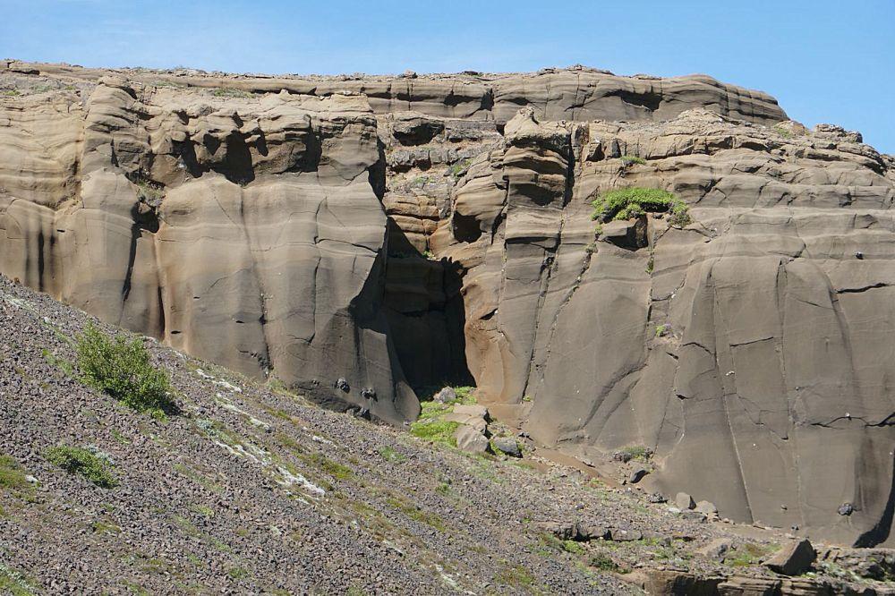 Island - Felslandschaft