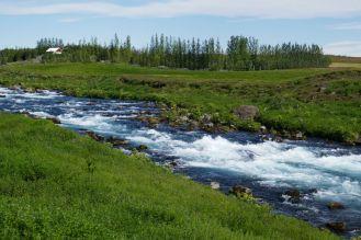 Island - Flusslandschaft