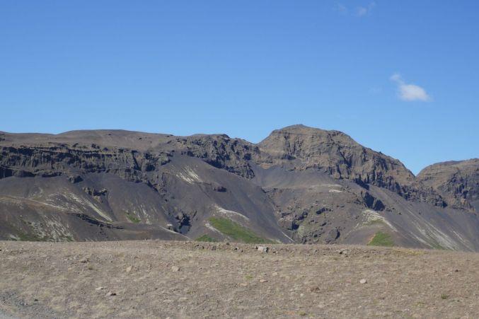 Island - Gebirgslandschaft