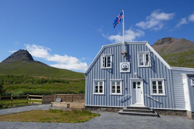 Island - Isafjördur - Fuchsstation