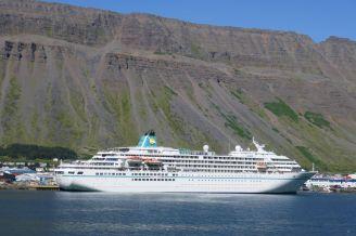 Island - Isafjördur - MS Amadea-2