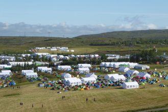 Island - Jugendcamp