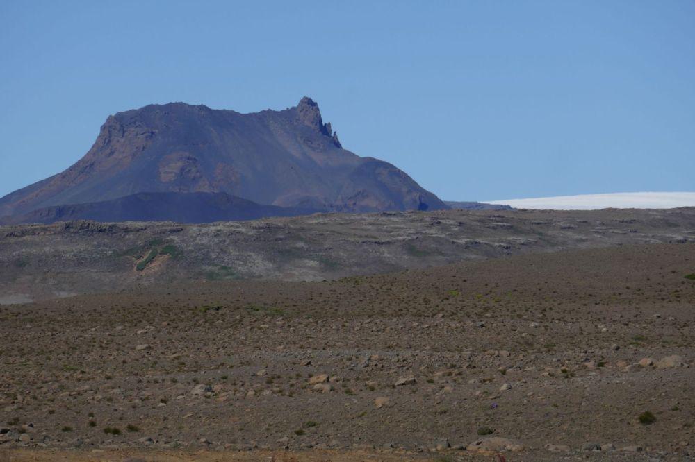 Island - Lava-Gebiet