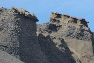 Island - Steinformation