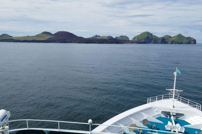 Island - Westm+ñnner Inseln Heimaey - Anfahrt