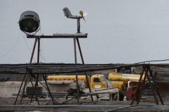 Barentsburg - altes Fabrikgelände-1