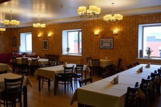 Barentsburg - Restaurant