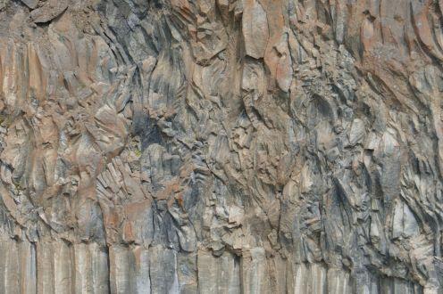 Island - Akureyri - Aldeyjarfoss Granitwand-3
