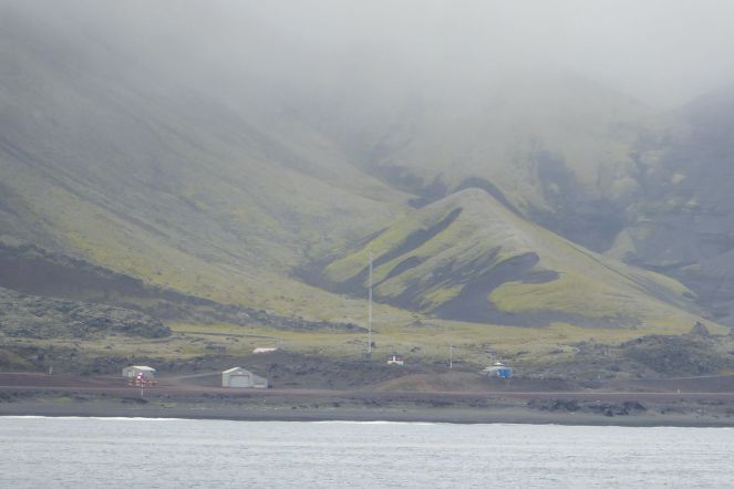 Jan Mayen Islands - Forschungsstation