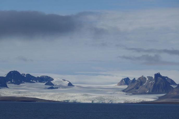 Spitzbergen - Gletscher am Billefjord-1
