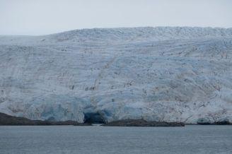 Spitzbergen - Gletscher am Billefjord-4
