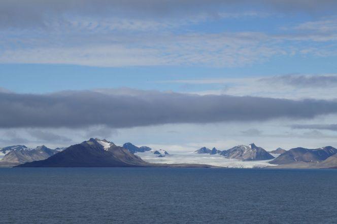 Spitzbergen - Gletscher am Ijsfjord-2
