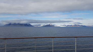 Spitzbergen - Gletscherpanorama