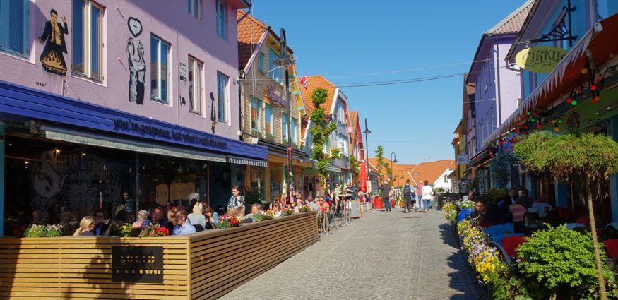 Stavanger - Stadt