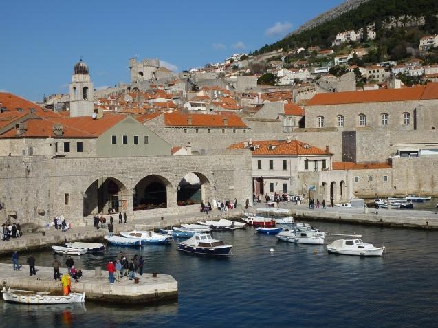 Dubrovnik - alter Hafen