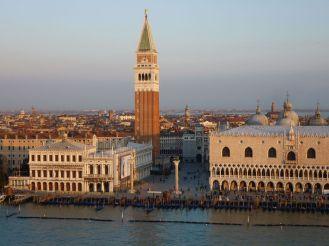 Italien - Markusplatz in Venedig