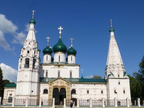 Jaroslawl Kirche
