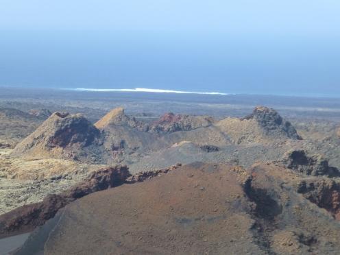 Lanzarote - Vulkanlandschaft