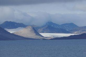 Spitzbergen - Gletscher am Billefjord-3