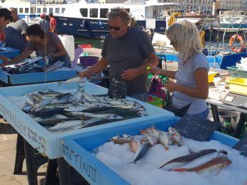 Marseille - Fischmarkt-1