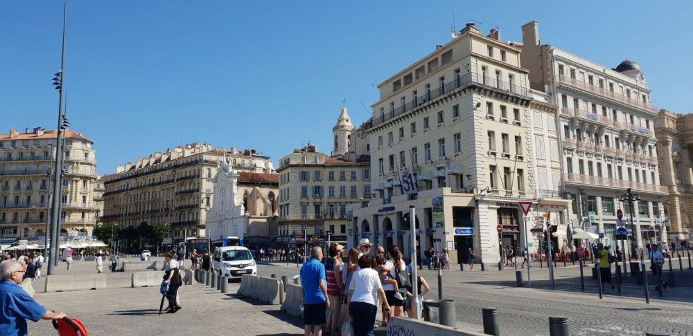 Marseille - Hauptstraße