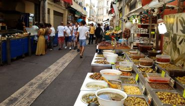 Marseille - Marktstraße