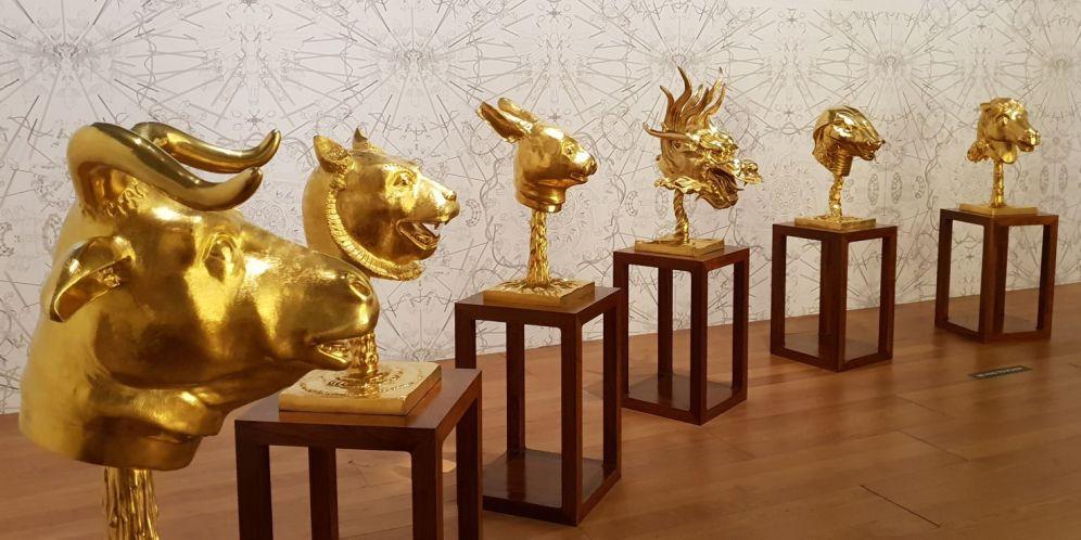 Marseille - Muceum Kunst Ai Weiwei-3