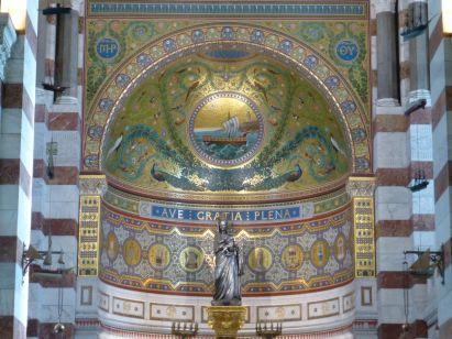 Marseille - Notre Dame Innen