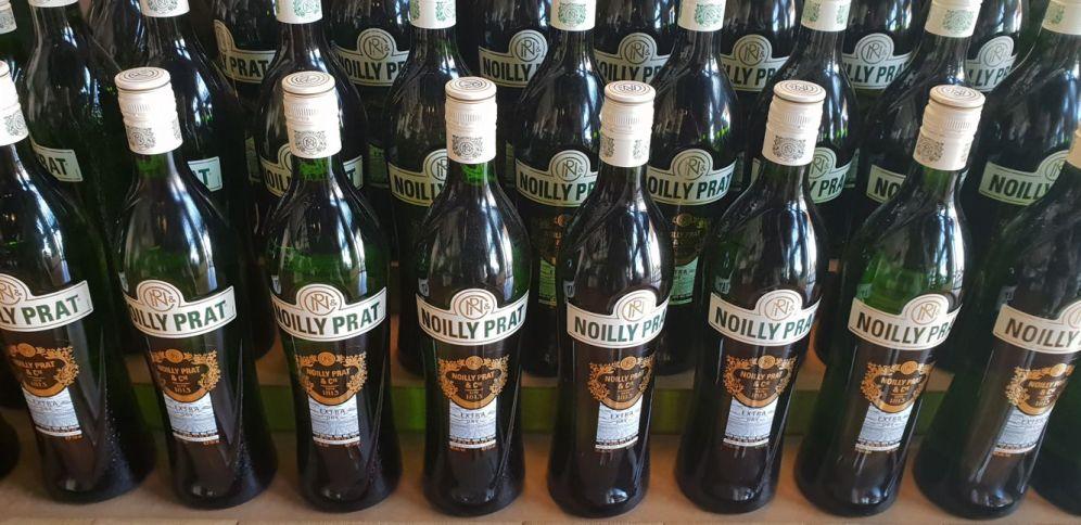 Noilly Prat - Flaschen