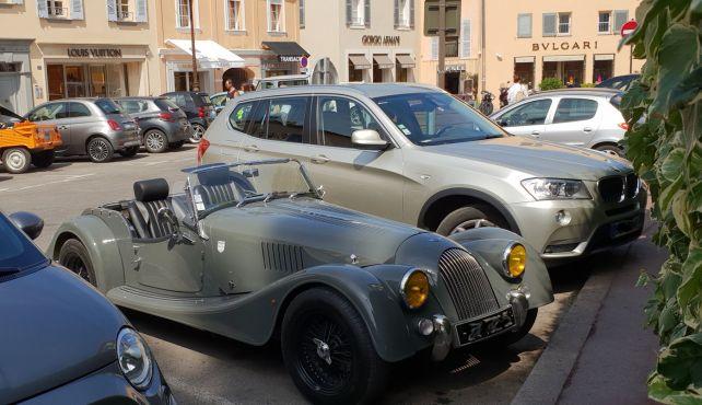 Saint Tropez - Auto