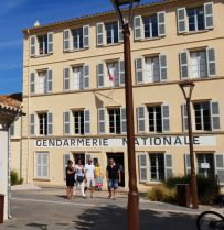 Saint Tropez - Gendarmerie Nationale k