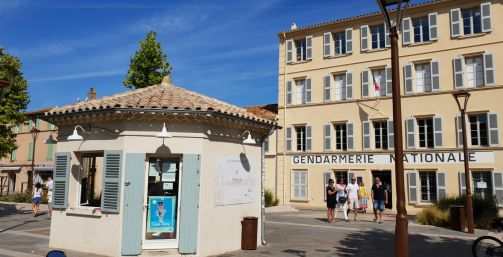 Saint Tropez - Gendarmerie Nationale