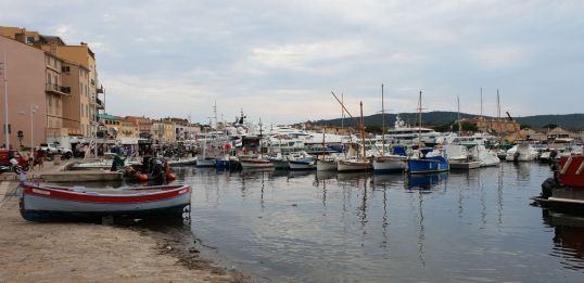 Saint Tropez - Hafen-1