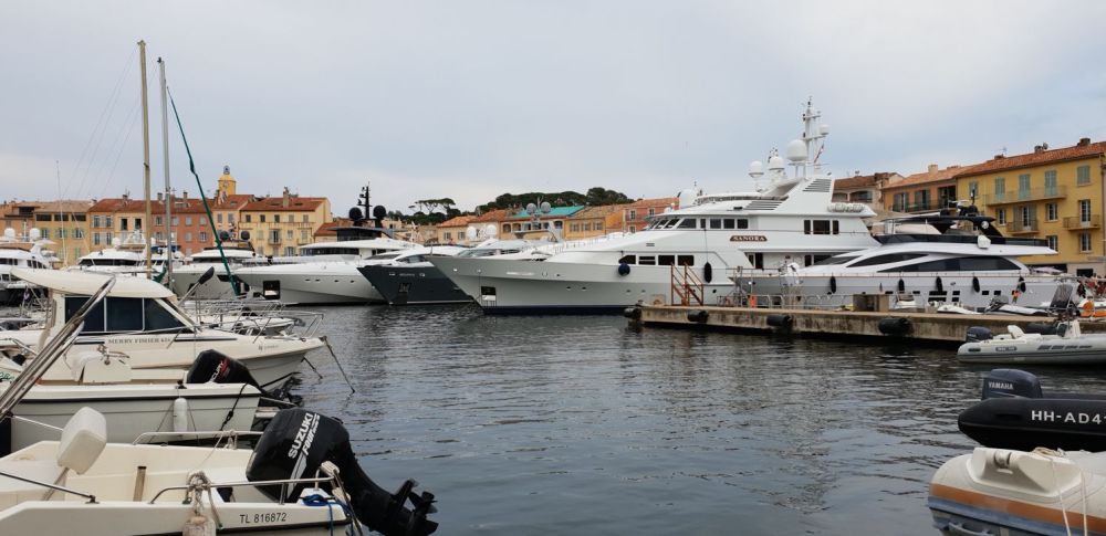 Saint Tropez - Hafen-4