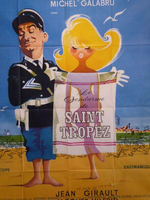 Saint Tropez - Louis de Funes-5