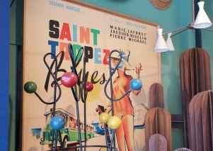 Saint Tropez - Plakat