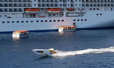 Saint Tropez - Speedboot