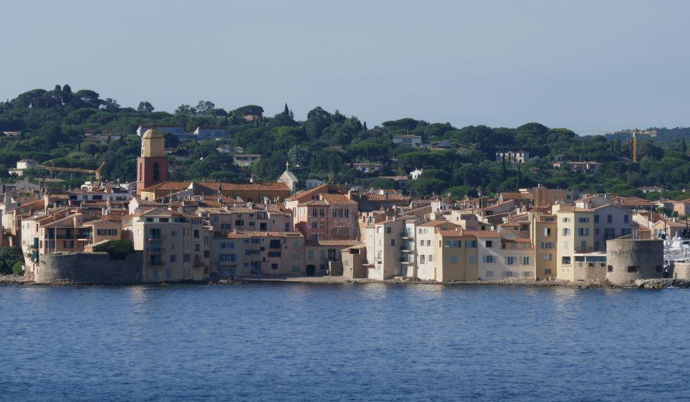 Saint Tropez - Stadt-7