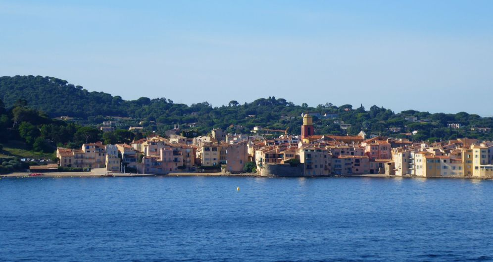 Saint Tropez - Stadt - Titel