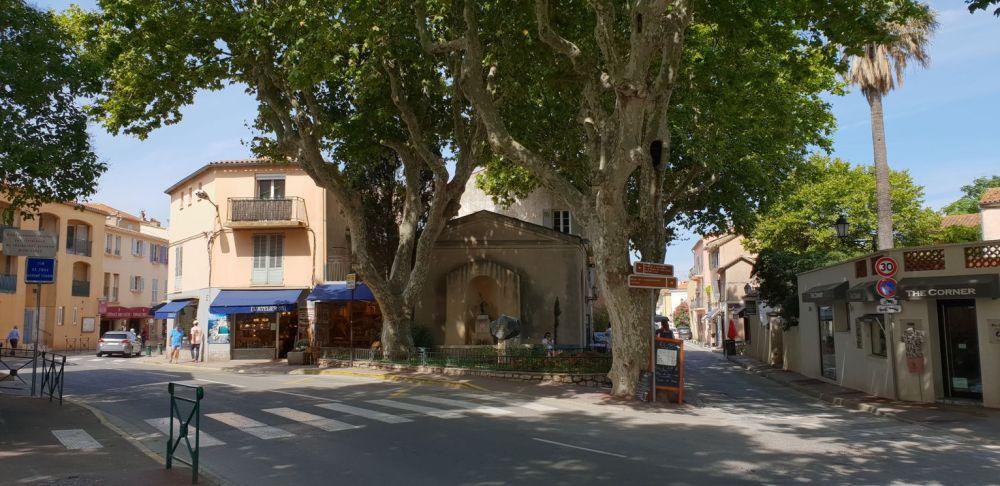 Saint Tropez - Stadt