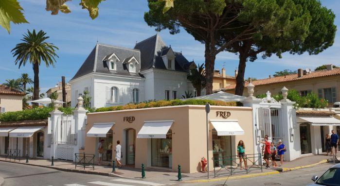 Saint Tropez - Stadtvilla