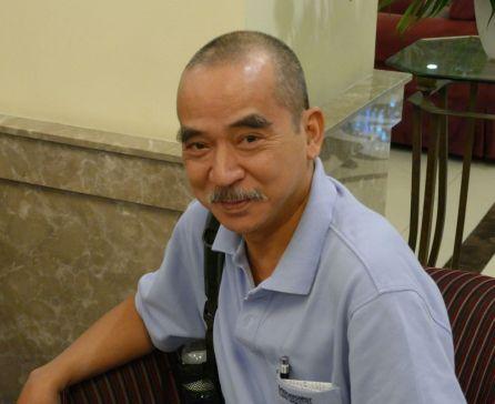 Thieu Tri Dung - unser vietnamesischer Reiseleiter