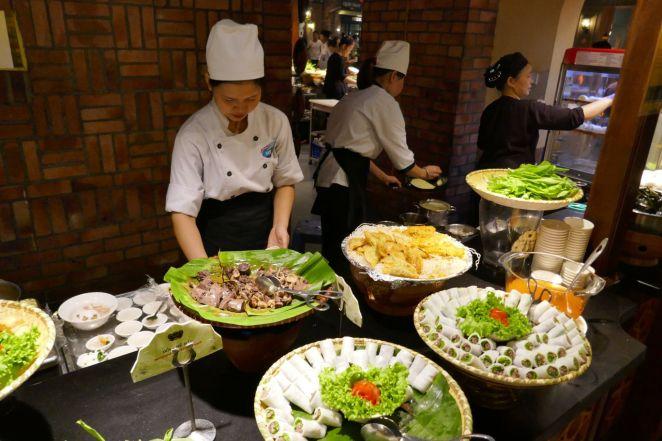 Hanoi - Buffet-14