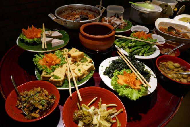 Hanoi - buffet-16