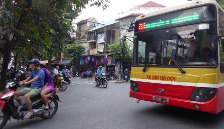 Hanoi - Bus