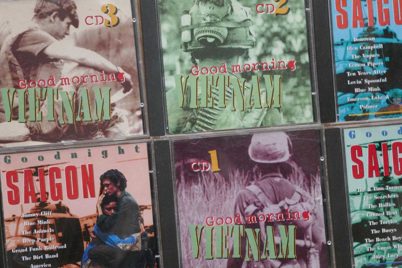 Hanoi - Geschichte - CD-Cover