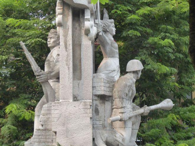 Hanoi - Denkmal
